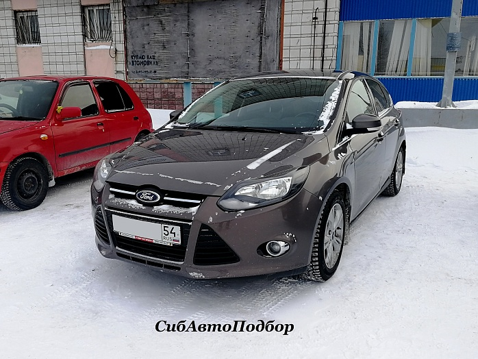 Диагностика атво Ford Focus